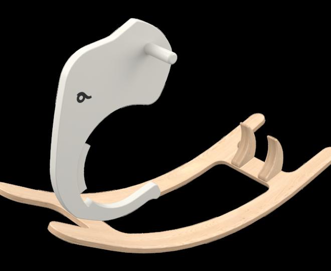 Schaukelelefant Add-On
