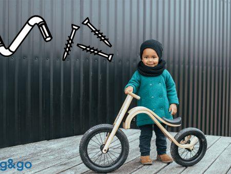 Leg&go Kinderrad – Fahrradreparatur und Wartung