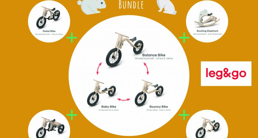 Ostergeschenk für Kinder - Osterangebot Paket Deal